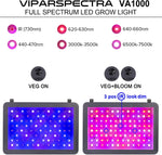 Viparspectra 1000W