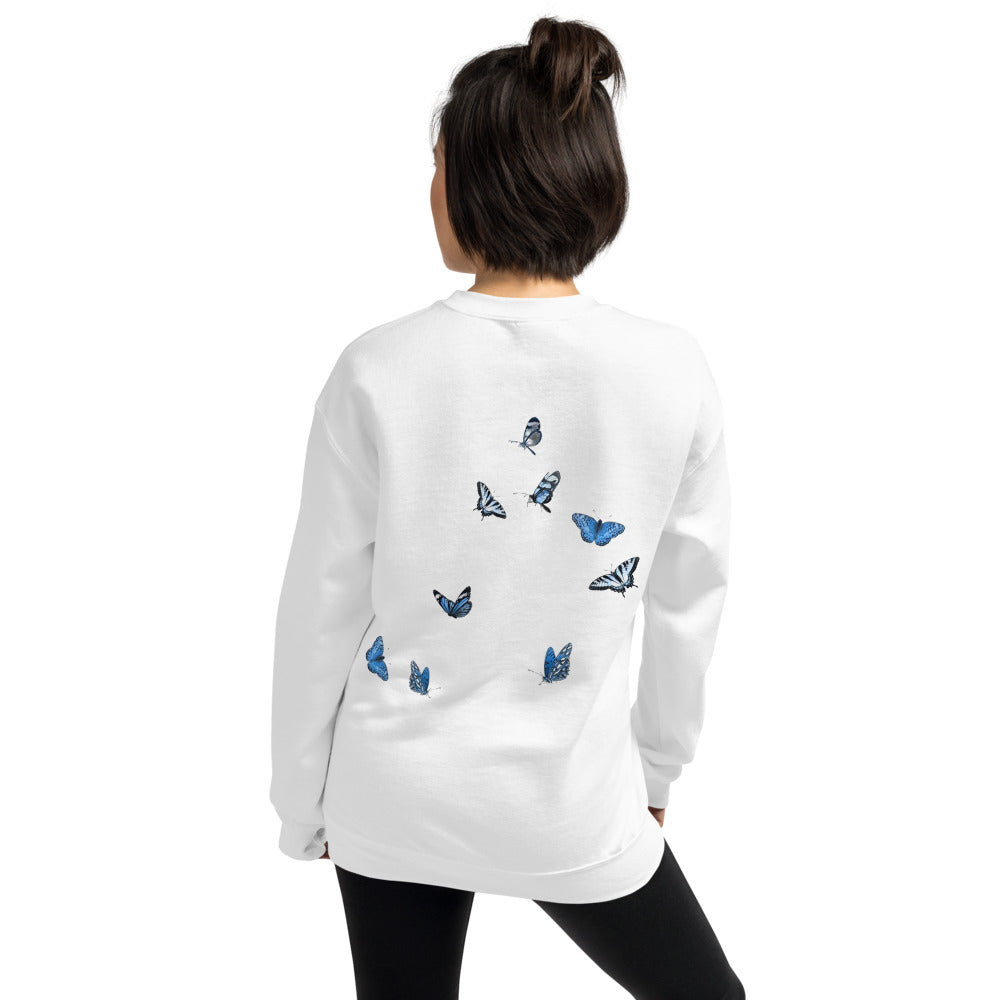 BUTTERFLY 3 Sweatshirt