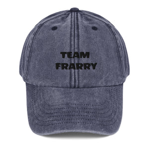 Team Frarry Vintage Hat