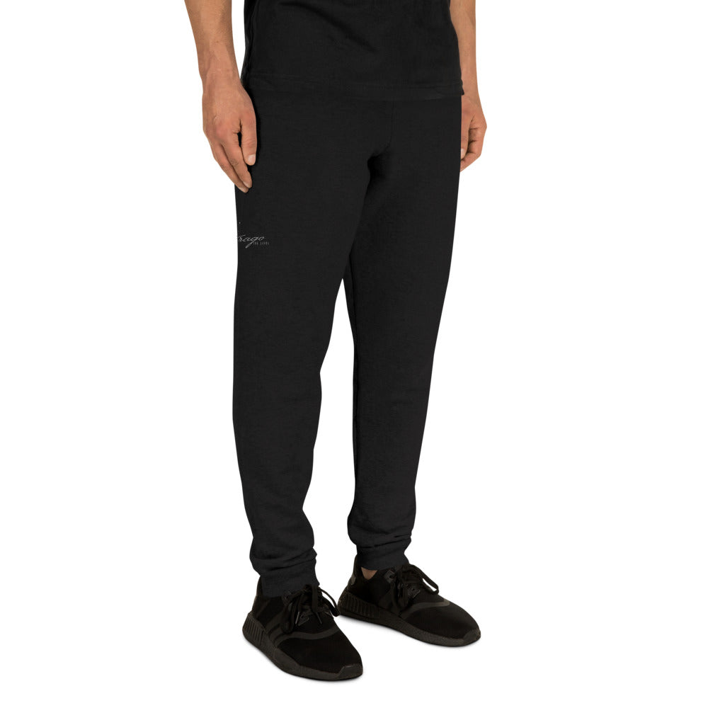 Farago the Label Black Joggers