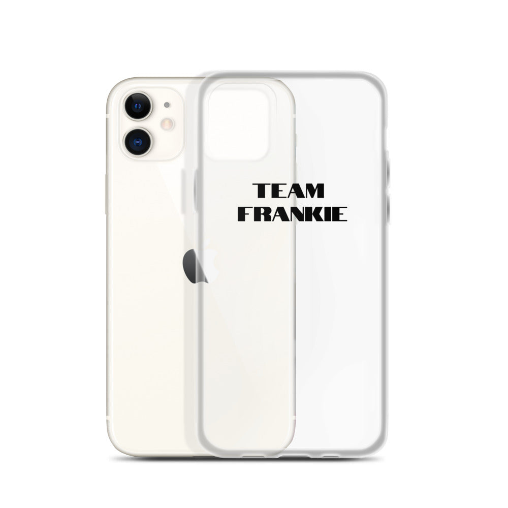 iPhone Case-  Team Frankie