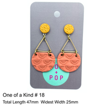 Load image into Gallery viewer, One of a Kind Earrings