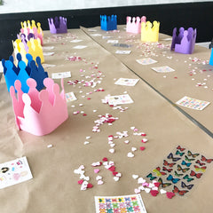 This Birthday Party Package Is For Two Hours The First Thirty Minutes Will Involve A Paint Free Craft Based On Theme And Age Of Attendees