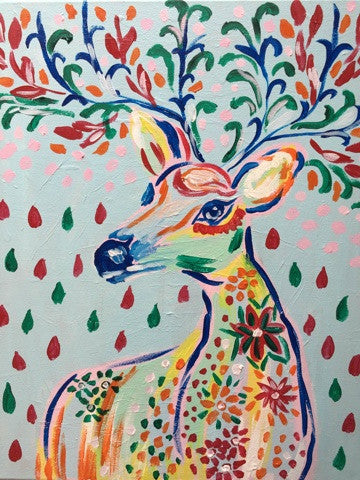 Holiday Cheer Deer