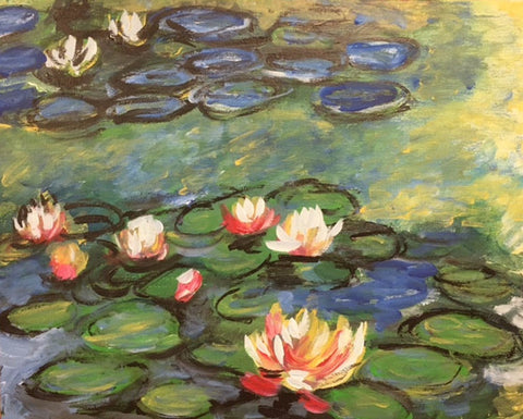 Monet's Waterlily Master Copy