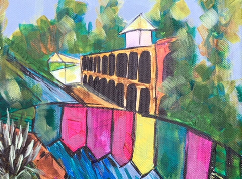 Adult Artisphere Art Class: Downtown Greenville