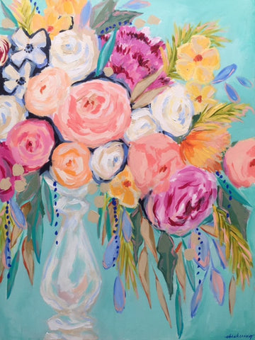 Floral Painting Workshop with C. Brooke Ring