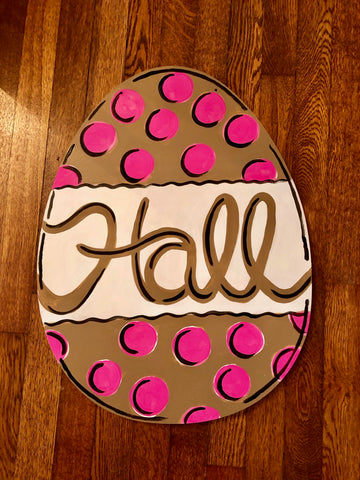 Easter Doorhangers