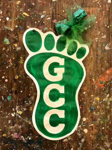 GCC Green Giant Doorhanger