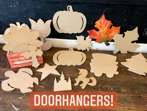 Labor Day Doorhangers 14