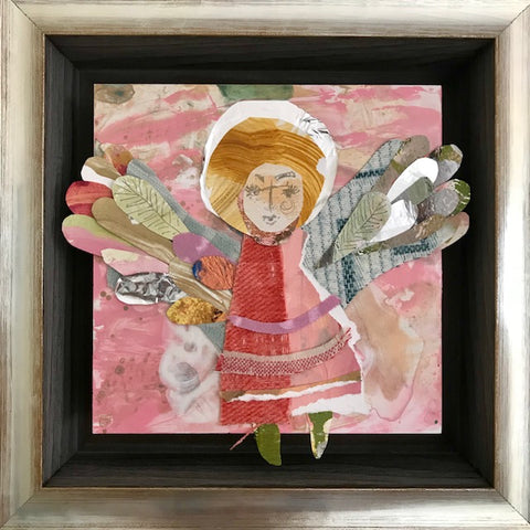 Collaborative Child's Angel with Marquin