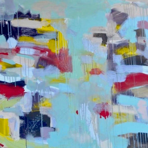 Abstract Painting with Marquin Campbell