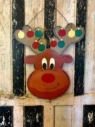 Holiday Doorhangers