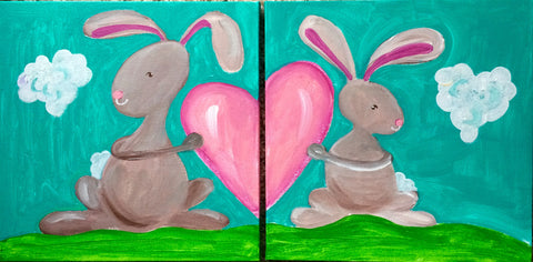 Love Bunnies Mommy & Me