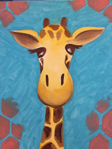 Mr. Giraffe