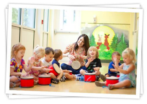 Little Sparks Musikgarten: Family Music for Babies and Toddlers