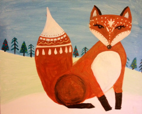 Kids: Winter Fox
