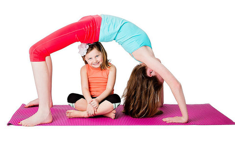 Play Yoga ages 3 - 5 Intro Class