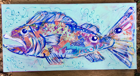 Chaos Fish with Beth Melton-Seabrook