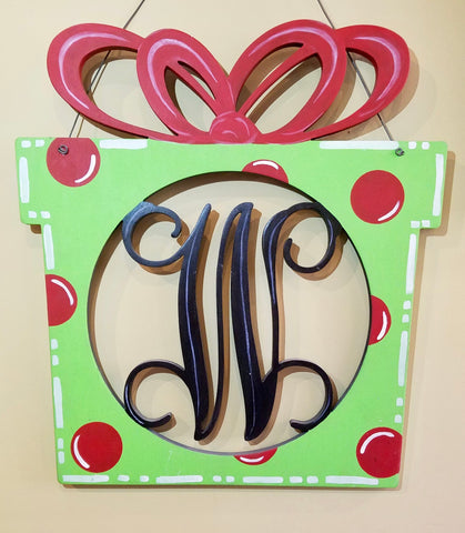 Holiday Doorhanger Private Party