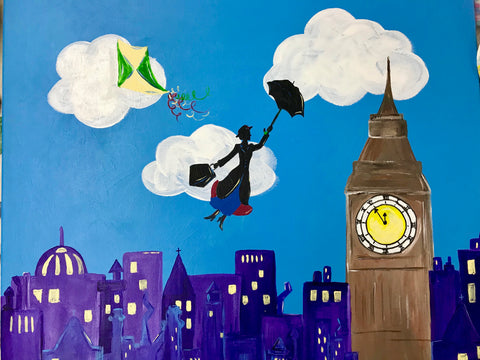 Presidents Day School Holiday:  Mary Poppins