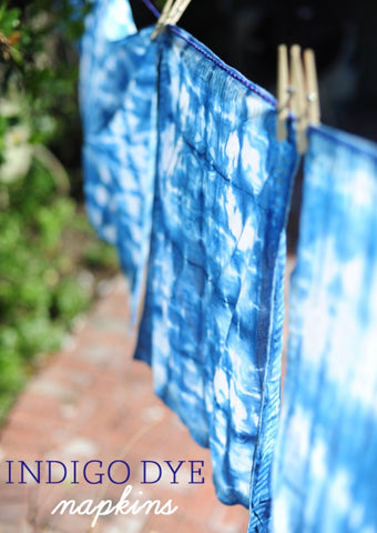 The Art of Indigo Dyeing