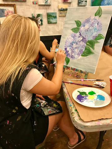 Pick-a-Painting (Adults)