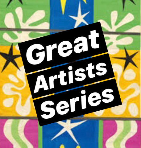 Kids: The Great Artists Series (Matisse)