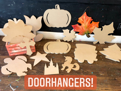 Labor Day Doorhangers 22