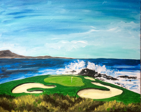 Pebble Beach