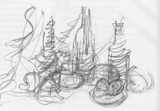 Quick Draw - Gestural Drawing Course | Adult Art Classes
