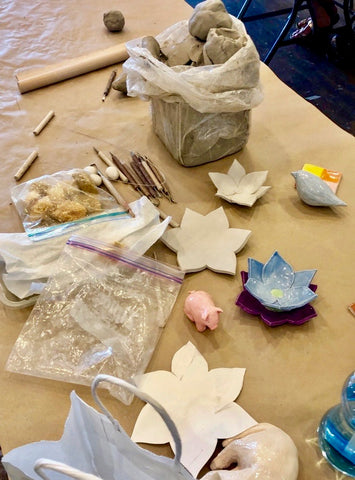 Kids Clay Class (ages 7 & up)