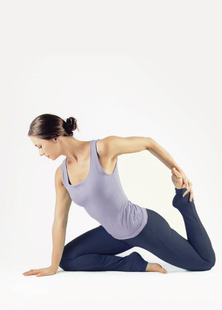 Women wearing Yoga Clothes
