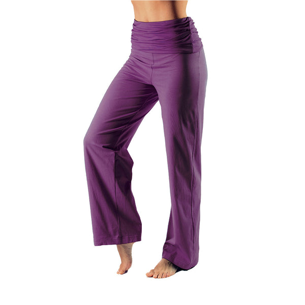 Fold Over Yoga Trouser