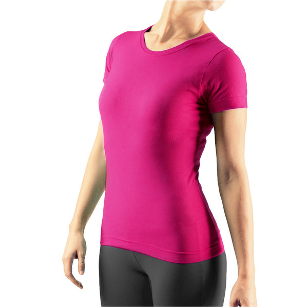 Fitted T-shirt - Buy Yoga Clothing Made In The  UK | Gossypium