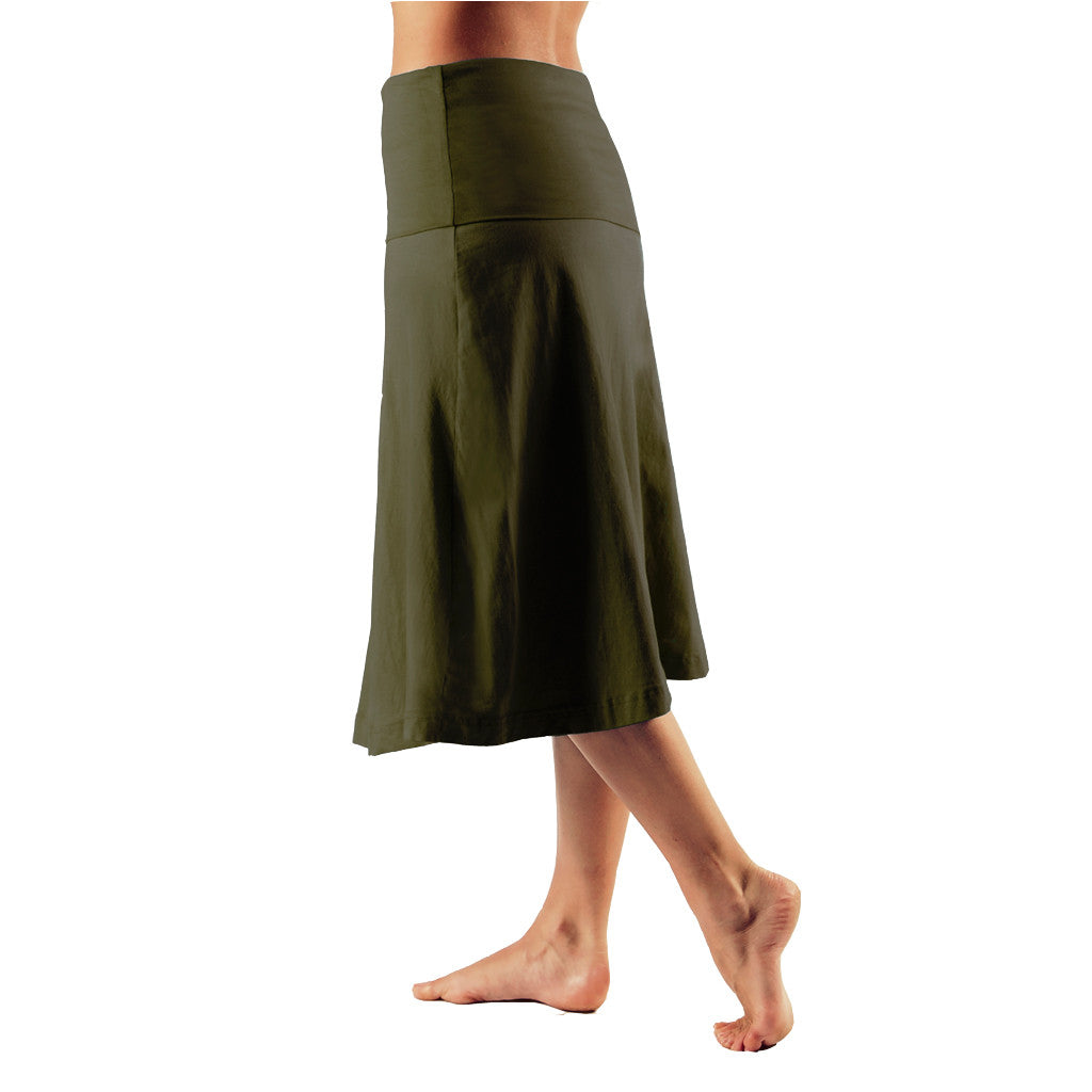 Yoga Skirt - Buy Yoga Clothing Made In The  UK | Gossypium
