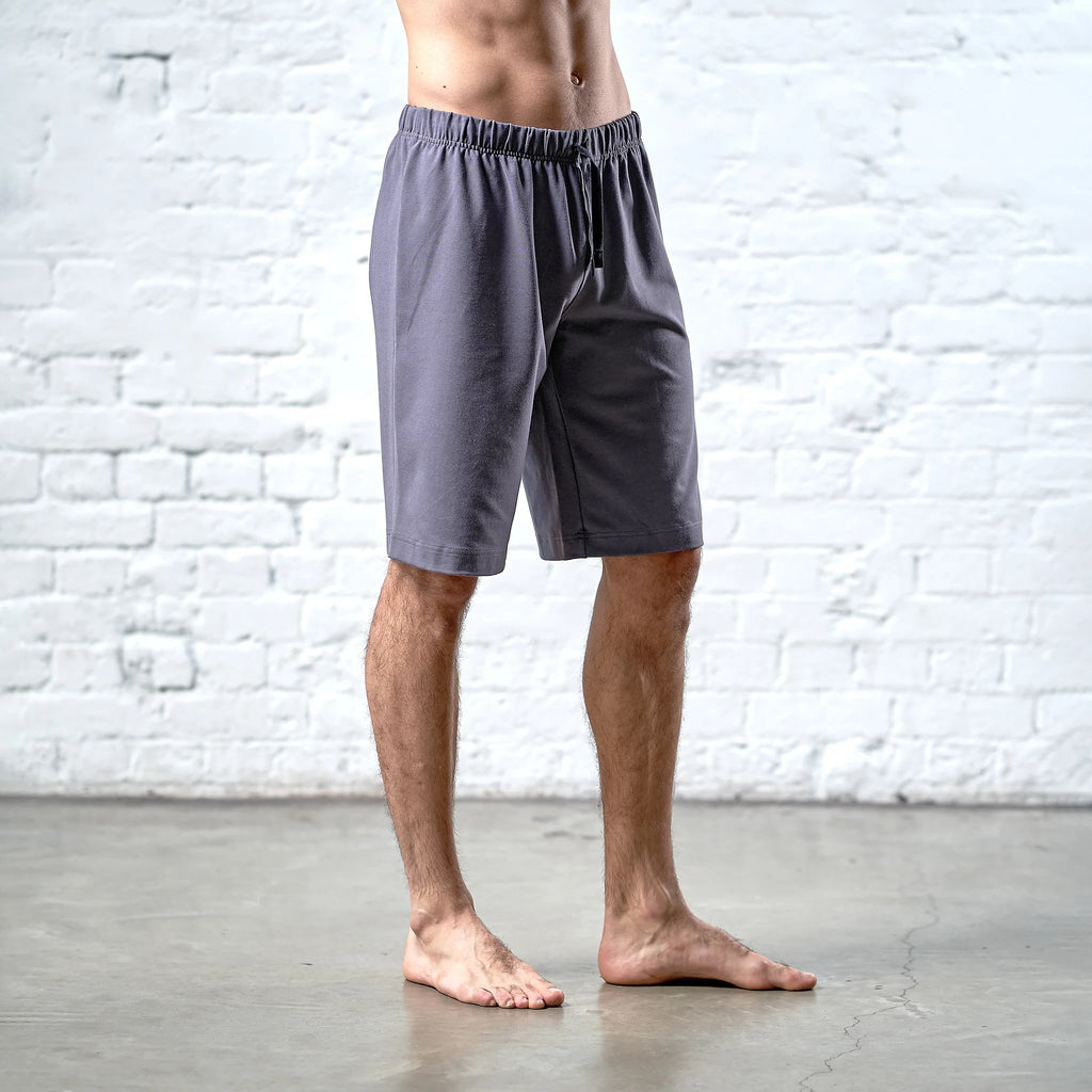 DRAWSTRING YOGA SHORTS