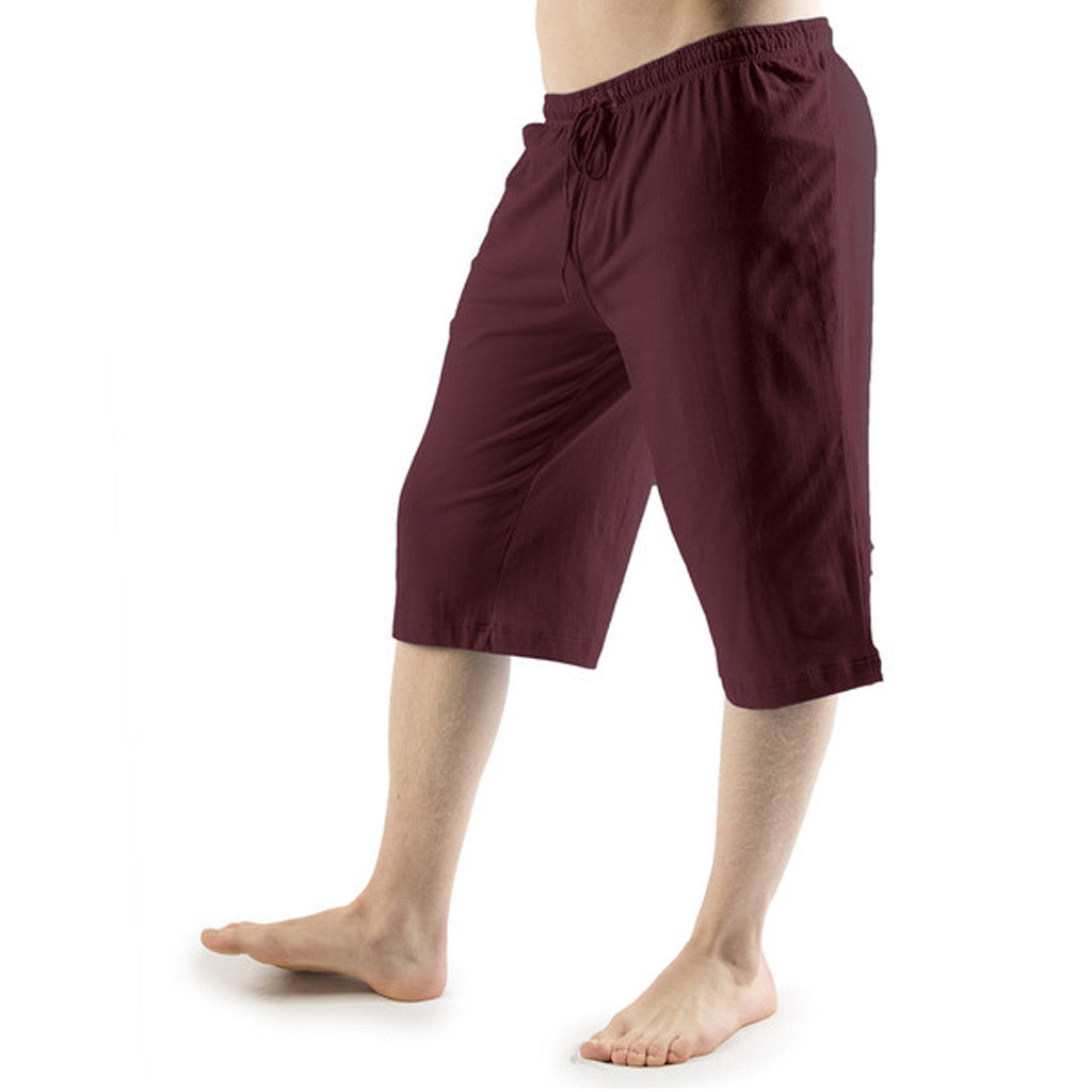 Long Yoga Shorts - Gossypium