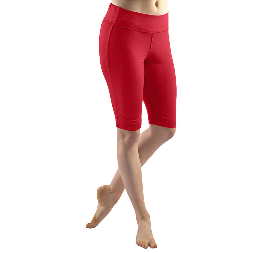 Yoga Shorts - Buy Yoga Clothing Made In The  UK | Gossypium