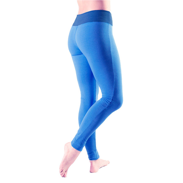 Bi Colour Leggings - Gossypium