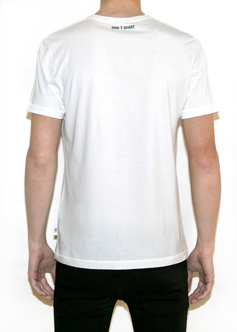 ALBER, Fashionistas by Michael Roberts, Men Regular Fit T-shirt