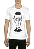 HEDI, Fashionistas by Michael Roberts, Men Regular Fit T-shirt-T-shirt-ONETSHIRT