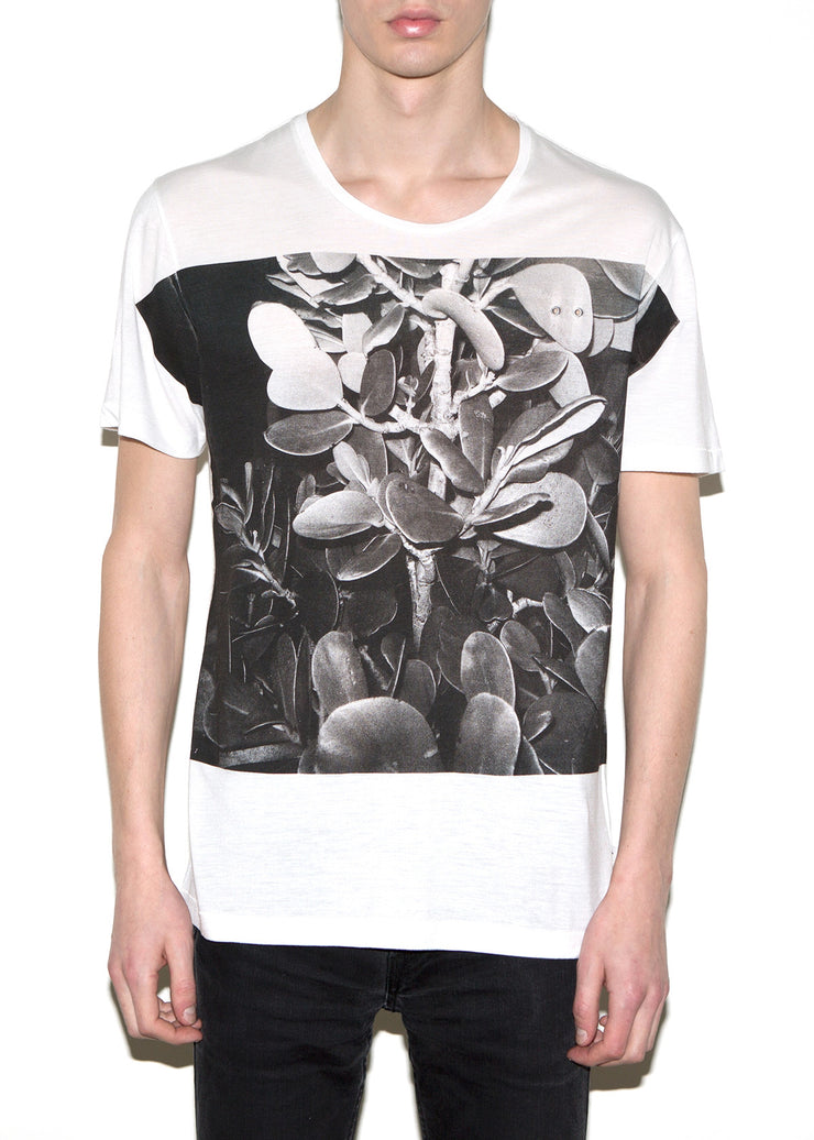 CACTUS, Olivier Zahm for ONETSHIRT, Men Oversize Fit T-Shirt - ONETSHIRT