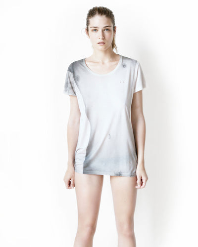 GIRL ON WHITE T-Shirt - ONETSHIRT