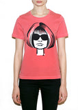 ANNA W Women Regular Fit T-shirt-T-shirt-ONETSHIRT