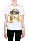 JOHN, Fashionistas by Michael Roberts, Women Regular Fit T-shirt-T-shirt-ONETSHIRT