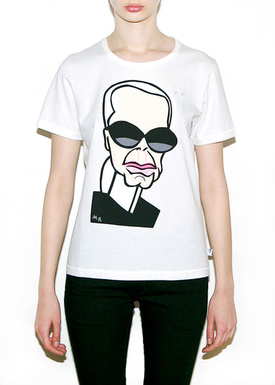 KARL Women Regular Fit T-shirt - ONETSHIRT