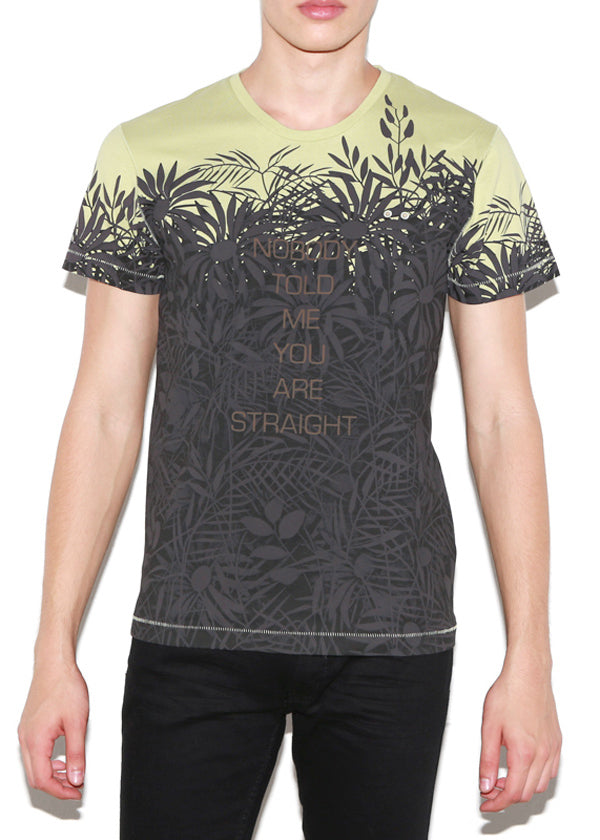 FOREST Slim Fit T-shirt - ONETSHIRT