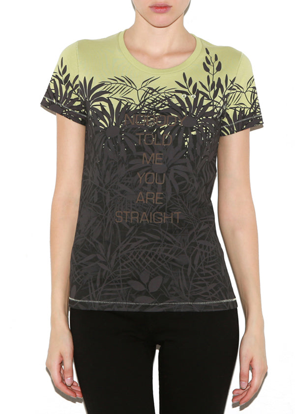 FOREST Women Slim Fit T-shirt - ONETSHIRT