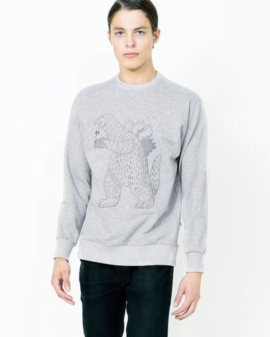 DINOLOVES, Unisex Sweatshirt